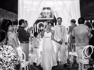 La boda de Isa y Uli 1
