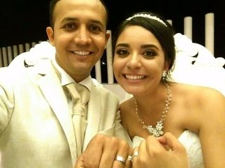 La boda de Isa y Uli