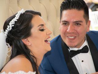 La boda de Danira y Jaime