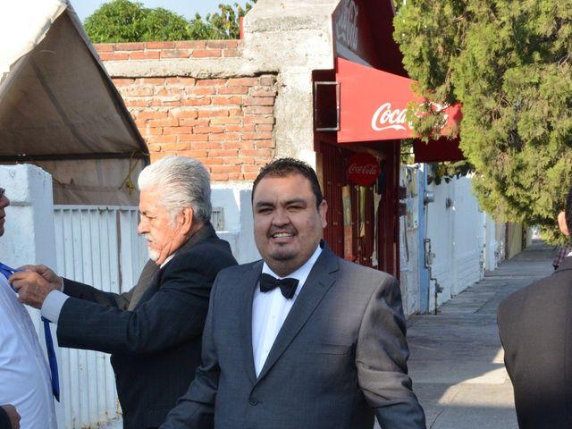 La boda de Christian y Ivonne en Salamanca, Guanajuato 6