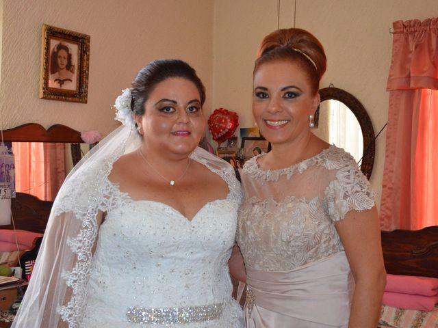 La boda de Christian y Ivonne en Salamanca, Guanajuato 11