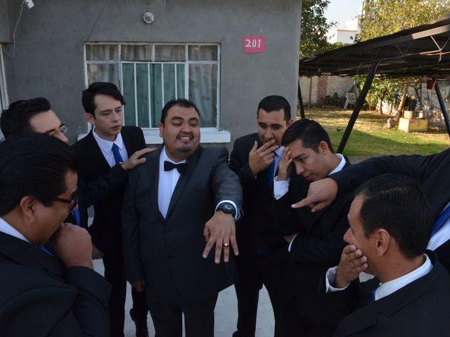 La boda de Christian y Ivonne en Salamanca, Guanajuato 16