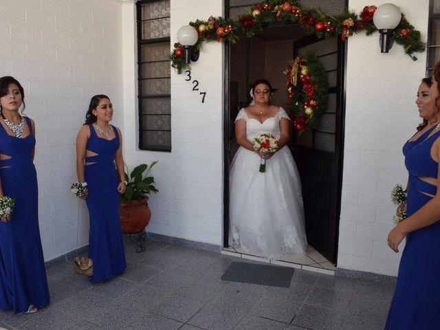La boda de Christian y Ivonne en Salamanca, Guanajuato 19