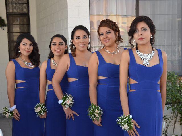 La boda de Christian y Ivonne en Salamanca, Guanajuato 22