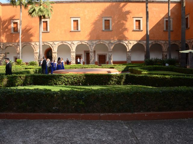 La boda de Christian y Ivonne en Salamanca, Guanajuato 25