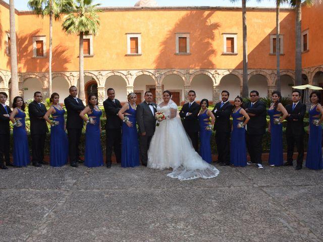 La boda de Christian y Ivonne en Salamanca, Guanajuato 26