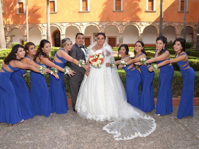 La boda de Christian y Ivonne en Salamanca, Guanajuato 1