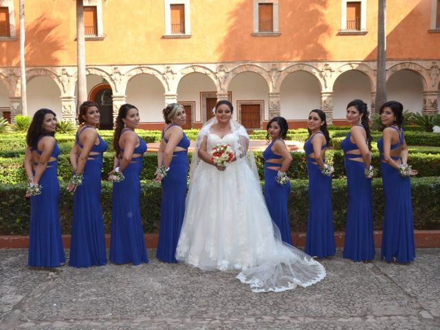La boda de Christian y Ivonne en Salamanca, Guanajuato 27