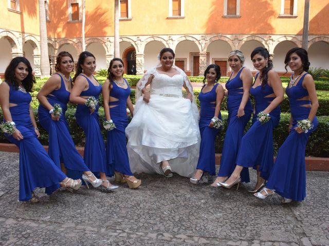 La boda de Christian y Ivonne en Salamanca, Guanajuato 29
