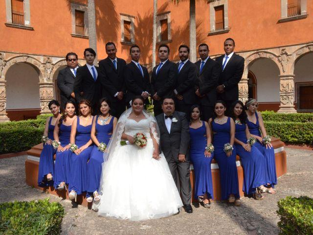 La boda de Christian y Ivonne en Salamanca, Guanajuato 31