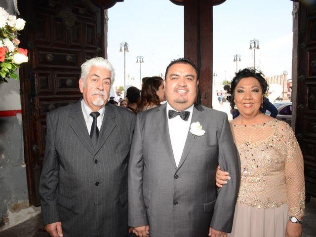 La boda de Christian y Ivonne en Salamanca, Guanajuato 36