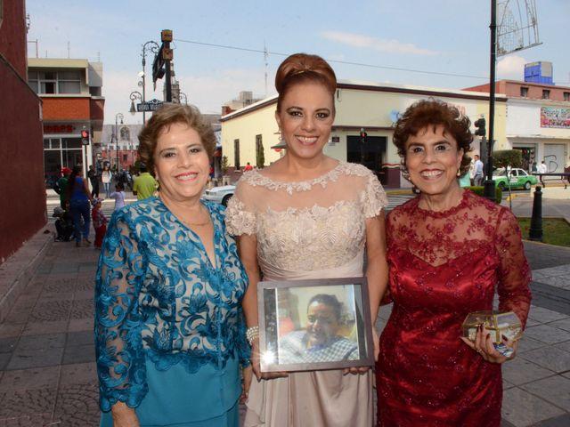 La boda de Christian y Ivonne en Salamanca, Guanajuato 38