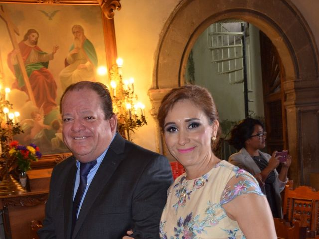 La boda de Christian y Ivonne en Salamanca, Guanajuato 42