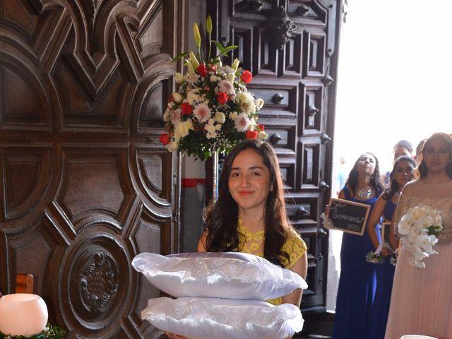 La boda de Christian y Ivonne en Salamanca, Guanajuato 43