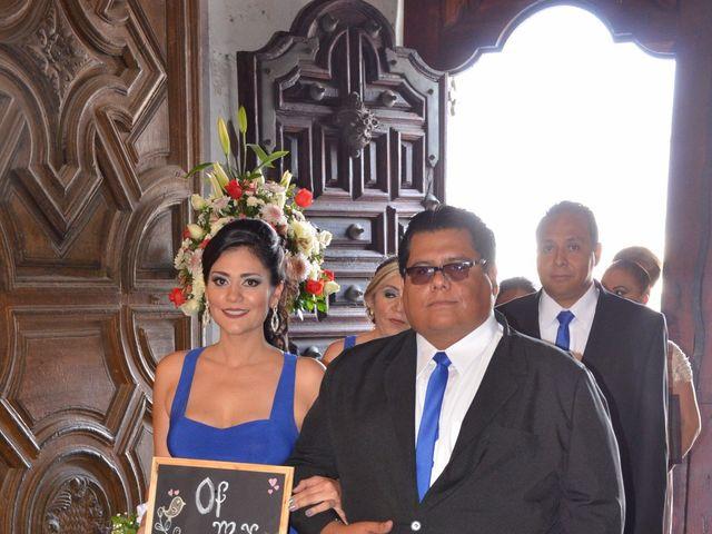 La boda de Christian y Ivonne en Salamanca, Guanajuato 45