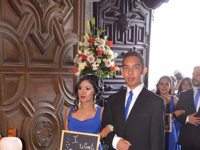 La boda de Christian y Ivonne en Salamanca, Guanajuato 49