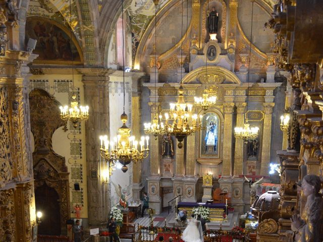 La boda de Christian y Ivonne en Salamanca, Guanajuato 54