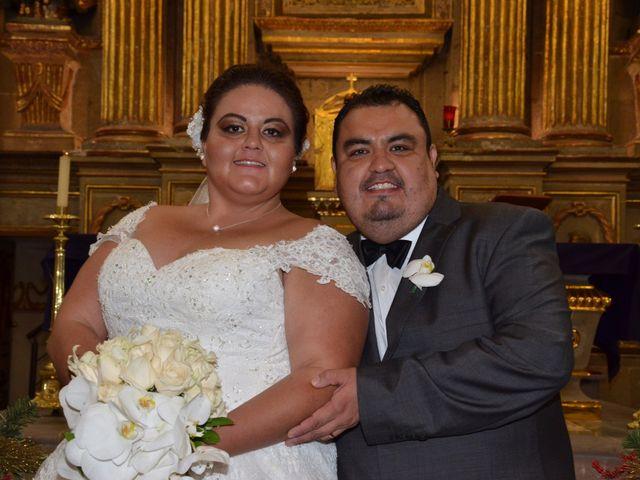 La boda de Christian y Ivonne en Salamanca, Guanajuato 2