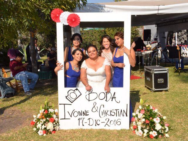 La boda de Christian y Ivonne en Salamanca, Guanajuato 70