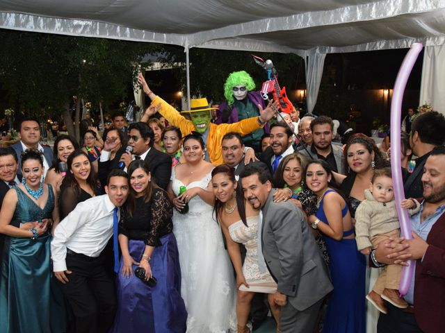 La boda de Christian y Ivonne en Salamanca, Guanajuato 71