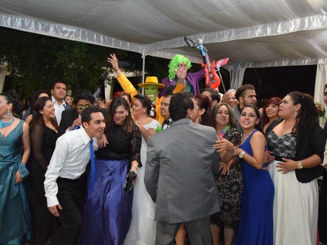 La boda de Christian y Ivonne en Salamanca, Guanajuato 72