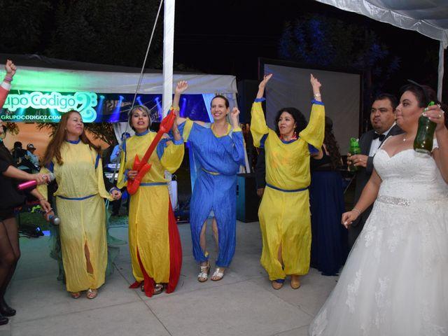 La boda de Christian y Ivonne en Salamanca, Guanajuato 74