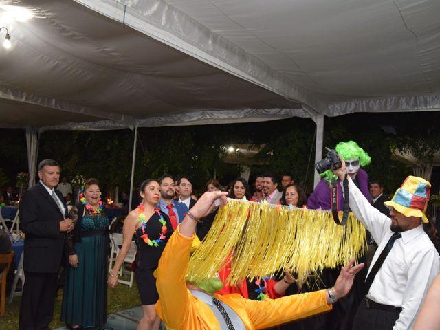 La boda de Christian y Ivonne en Salamanca, Guanajuato 77