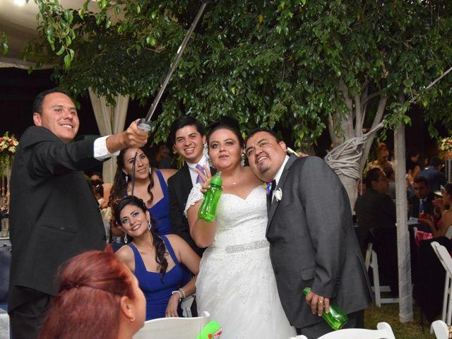 La boda de Christian y Ivonne en Salamanca, Guanajuato 79