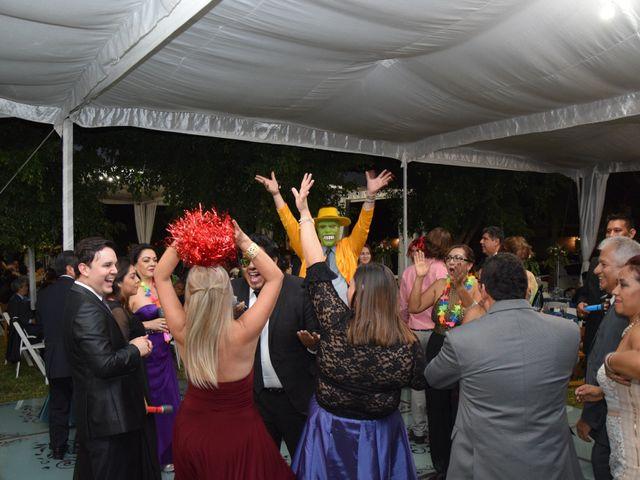 La boda de Christian y Ivonne en Salamanca, Guanajuato 80