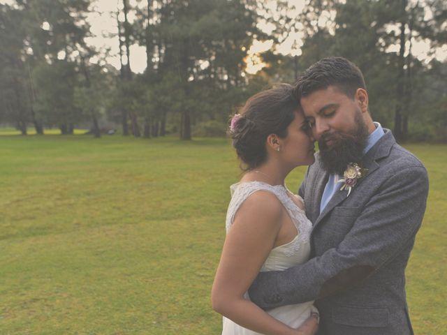 La boda de Ximena y Omar