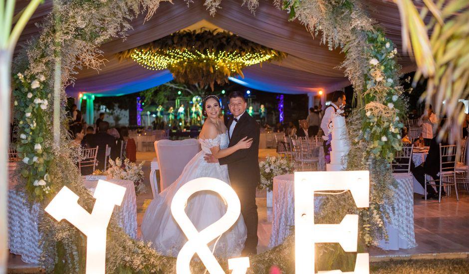 La boda de Emilio y Yareli en Mazatlán, Sinaloa