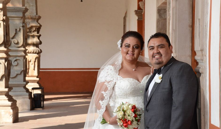 La boda de Christian y Ivonne en Salamanca, Guanajuato