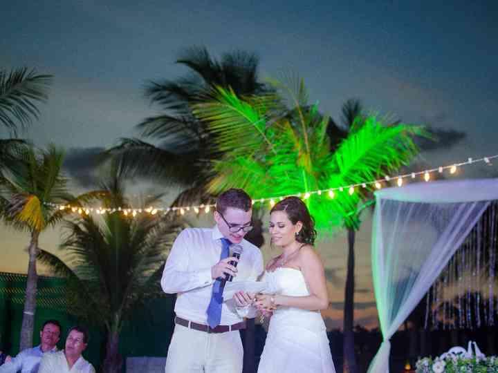 La boda de Denyse y Daniel