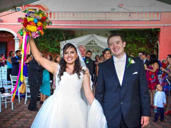 La boda de Lucy y Daniel