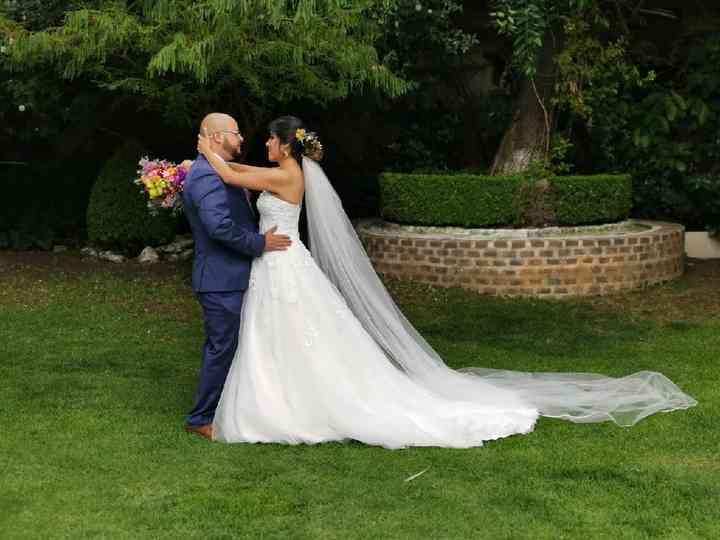 La boda de Anaid y Cesar