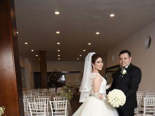 La boda de Janine  y Jorge  1