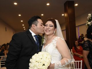 La boda de Janine  y Jorge
