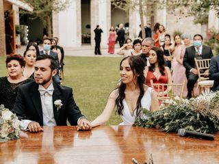 La boda de Sofia y Paul 1