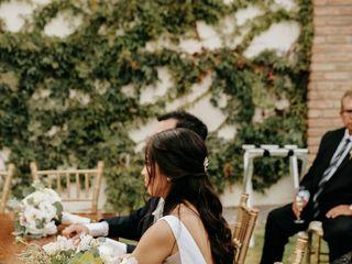 La boda de Sofia y Paul 3