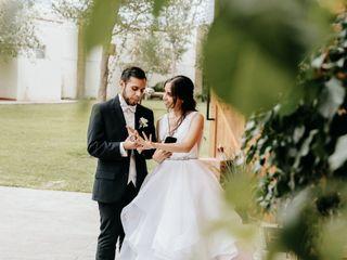 La boda de Sofia y Paul