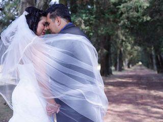 La boda de Ivette y Marco 1