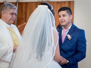 La boda de Lupita y Victor 1
