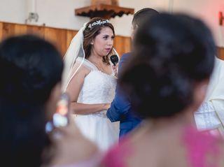 La boda de Lupita y Victor 2