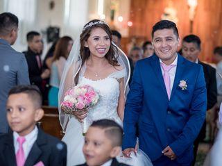 La boda de Lupita y Victor
