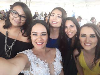 La boda de Samantha Alonso y Martín Arreola 2