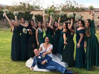 La boda de Samantha Alonso y Martín Arreola 3