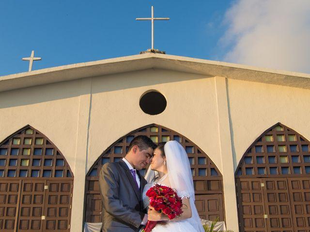 La boda de Milton y Priscila