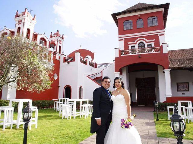 La boda de Ivette y Marco