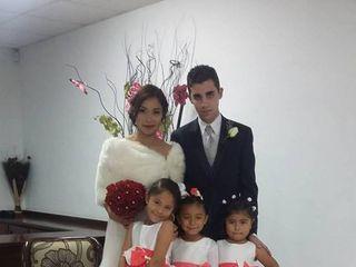 La boda de Claudia y Fernando 2