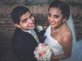 La boda de Perla y Sergio